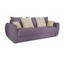 Диван Бернард Neo 09 (рогожка) фиолетовый