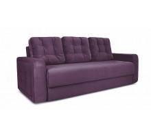 Диван Колин Kolibri Violet (велюр) фиолетовый