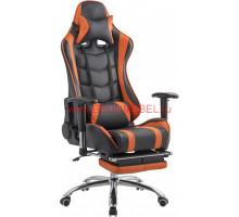 Геймерское кресло RT-6001 черно-оранжевое