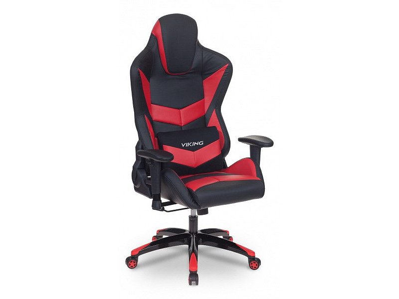 Игровое кресло Бюрократ CH-773N/BL+RED красный/черный