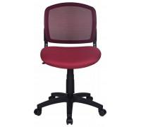 Компьютерное кресло Бюрократ CH-296/DC/15-11 красный
