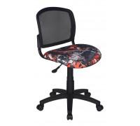 Компьютерное кресло Бюрократ CH-296NX/GRAFFITY черный