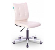 Компьютерное кресло Бюрократ CH-330M белый искусственная кожа