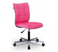 Компьютерное кресло Бюрократ CH-330M розовый ткань