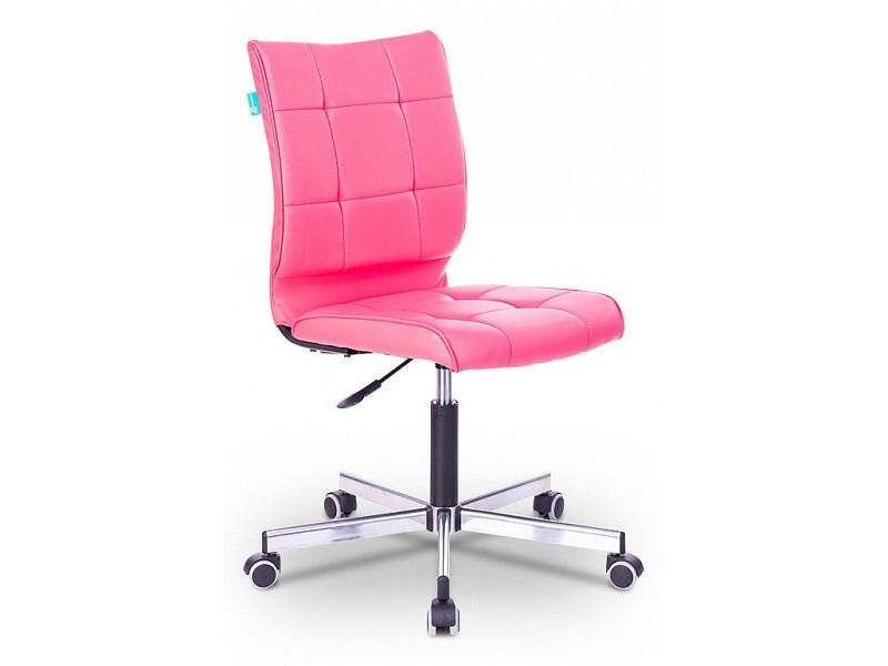 Компьютерное кресло Бюрократ CH-330M розовый искусственная кожа