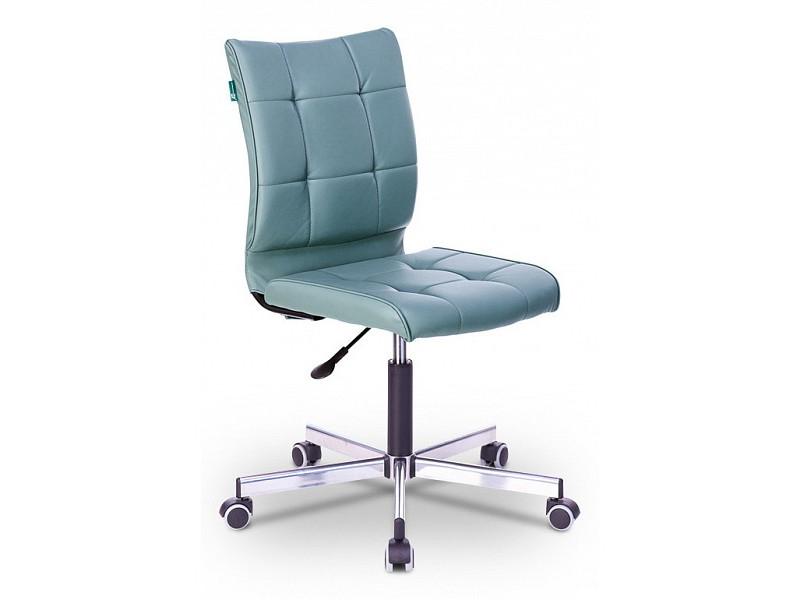 Компьютерное кресло Бюрократ CH-330M серый искусственная кожа