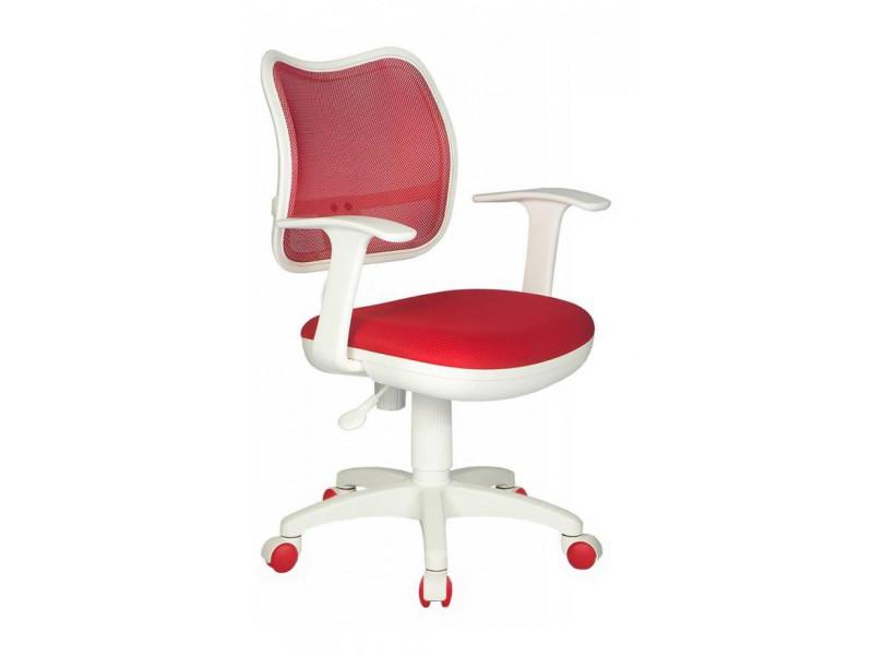 Компьютерное кресло Бюрократ CH-W797/R/TW-97N красный
