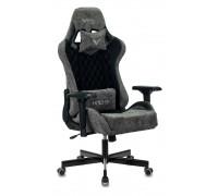 Кресло игровое Бюрократ VIKING 7 KNIGHT Fabric черный
