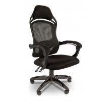 Кресло игровое Chairman Game 12 черный