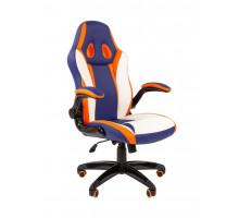 Кресло игровое Chairman Game 15 mixcolor