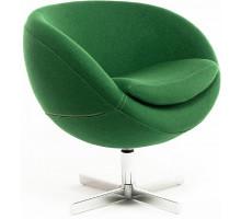 Дизайнерское кресло A686 (реплика PLANET6) зеленое