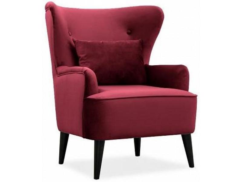Кресло Оттавия red
