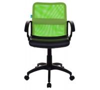 Компьютерное кресло Бюрократ CH-590 зеленый/черный