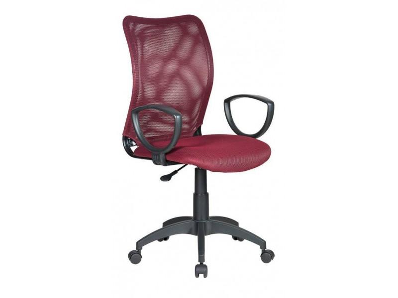 Компьютерное кресло Бюрократ CH-599/DC/TW-13N красный