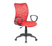 Компьютерное кресло Бюрократ CH-599/R/TW-97N красный