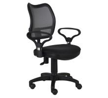 Компьютерное кресло Бюрократ CH-799AXSN/TW-11 черный