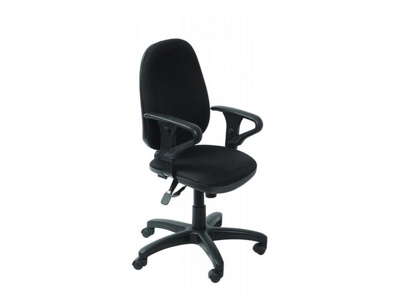 Компьютерное кресло Бюрократ T-612AXSN черный