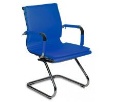 Конференц-кресло Бюрократ CH-993-LOW-V/Blue синий