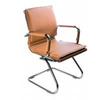 Конференц-кресло Бюрократ CH-993-LOW-V/CAMEL коричневый
