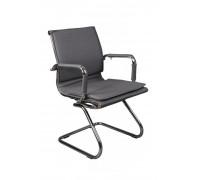 Конференц-кресло Бюрократ CH-993-LOW-V/GREY серый