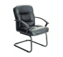 Конференц-кресло Бюрократ T-9908AXSN-LOW-V синий