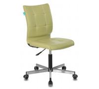 Кресло Бюрократ CH-330M зеленый Best 79 искусственная кожа