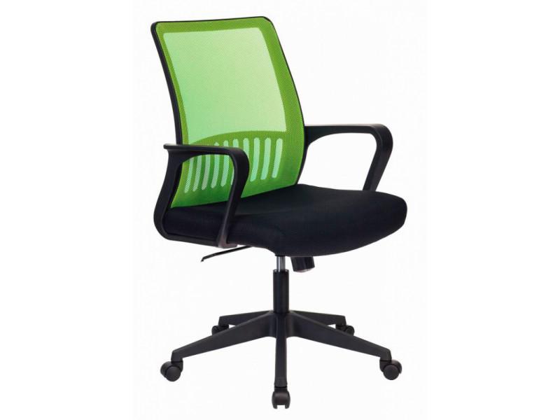 Кресло Бюрократ MC-201/SD/TW-11 салатовый/черный