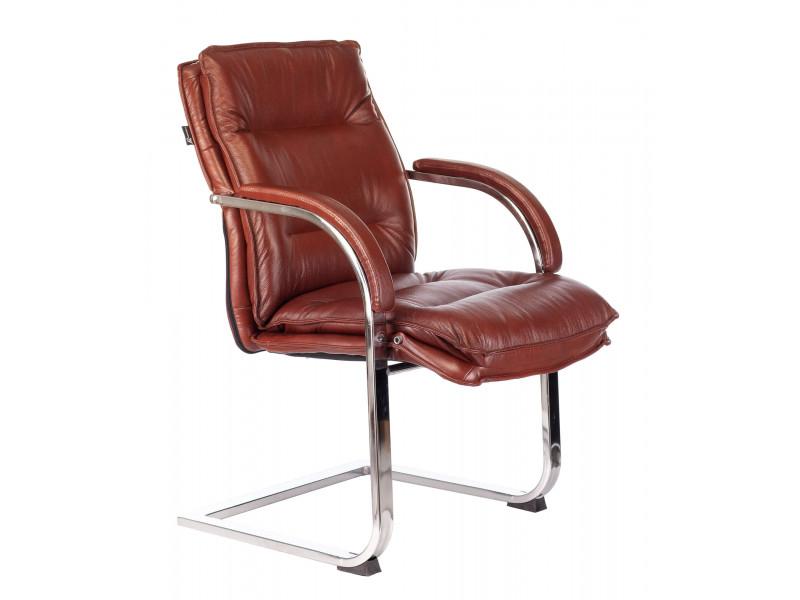 Кресло Бюрократ T-9927SL-LOW-V светло-коричневый