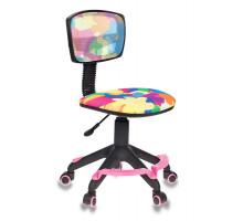 Кресло детское Бюрократ CH-299-F мультиколор сетка/ткань
