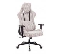 Кресло игровое Бюрократ VIKING LOFT серый ткань