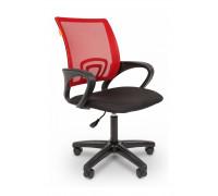 Кресло компьютерное Chairman 696 LT черный/красный