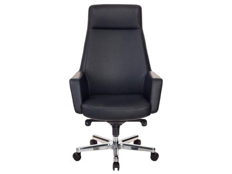 Кресло руководителя Бюрократ _ANTONIO/BLACK черный