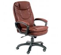 Кресло руководителя Бюрократ CH-868AXSN/Brown коричневый
