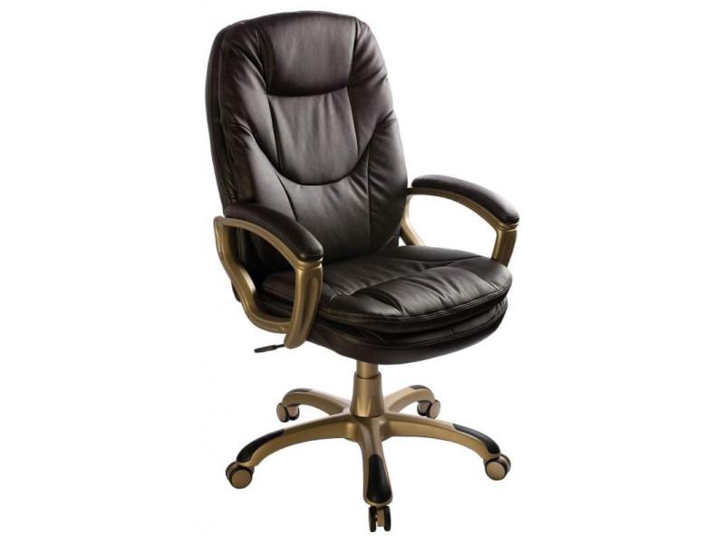Кресло руководителя Бюрократ CH-868YAXSN коричневый