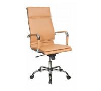 Кресло руководителя Бюрократ CH-993/CAMEL коричневый