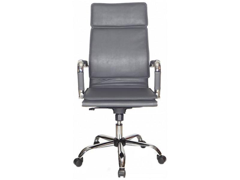 Кресло руководителя Бюрократ CH-993/GREY серый