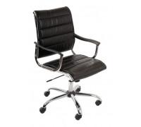Кресло руководителя Бюрократ CH-994AXSN черный