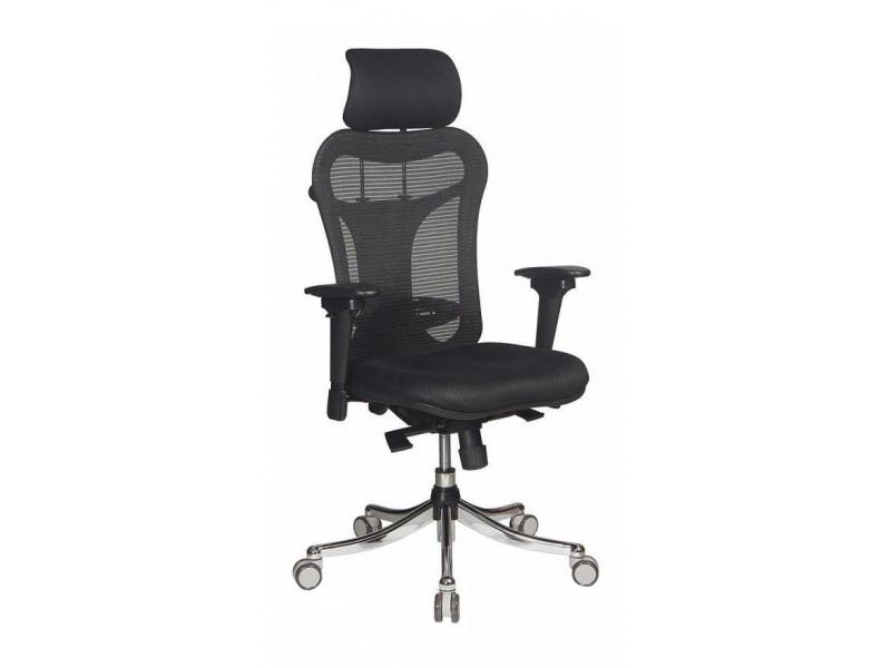 Кресло руководителя Бюрократ CH-999ASX черный