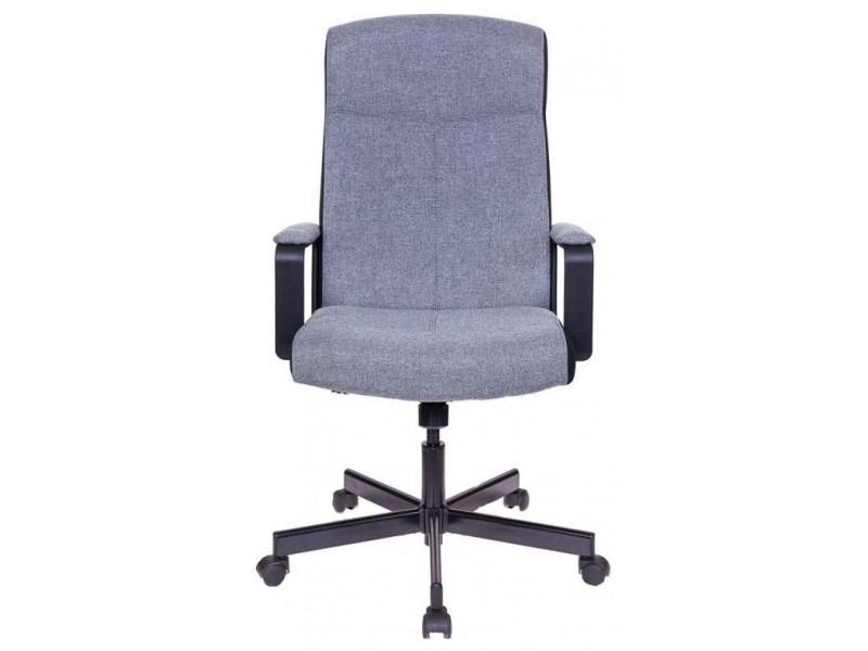 Кресло руководителя Бюрократ DOMINUS-FG серый