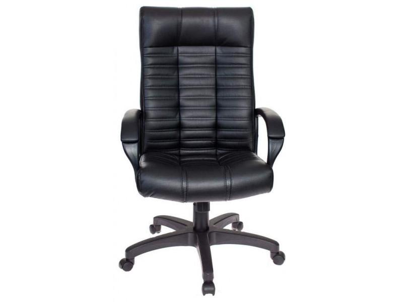 Кресло руководителя Бюрократ KB-10/BLACK черный