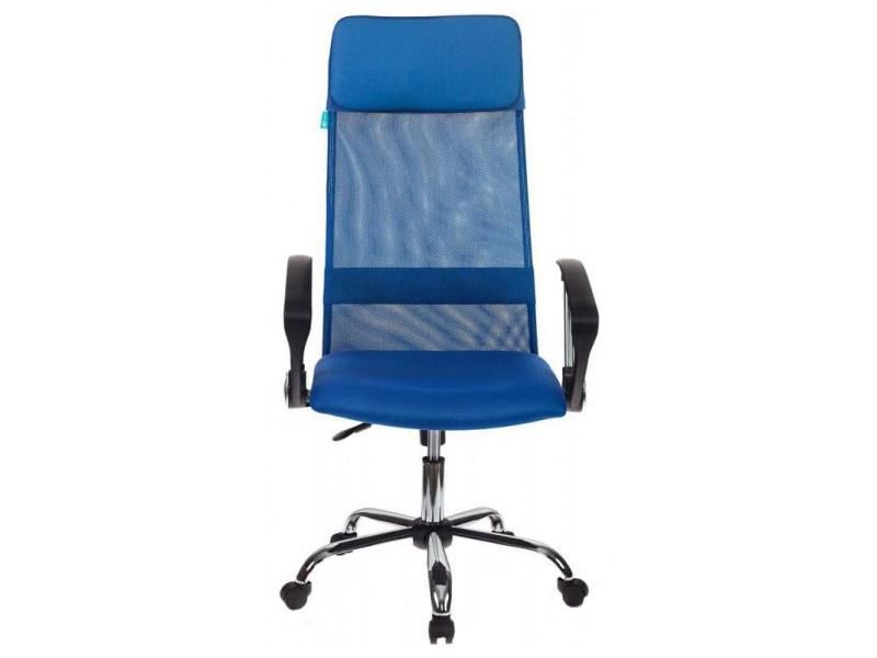 Кресло руководителя Бюрократ KB-6SL/BL/TW-10 синий