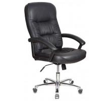 Кресло руководителя Бюрократ T-9908AXSN-AB черный