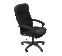 Кресло руководителя Бюрократ T-9908AXSN-BLACK черный