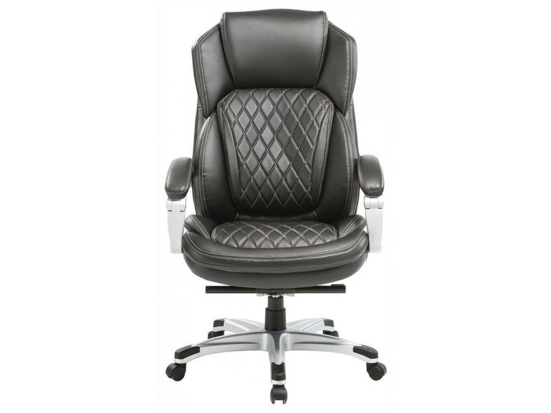 Кресло руководителя Бюрократ T-9915/BLACK черный