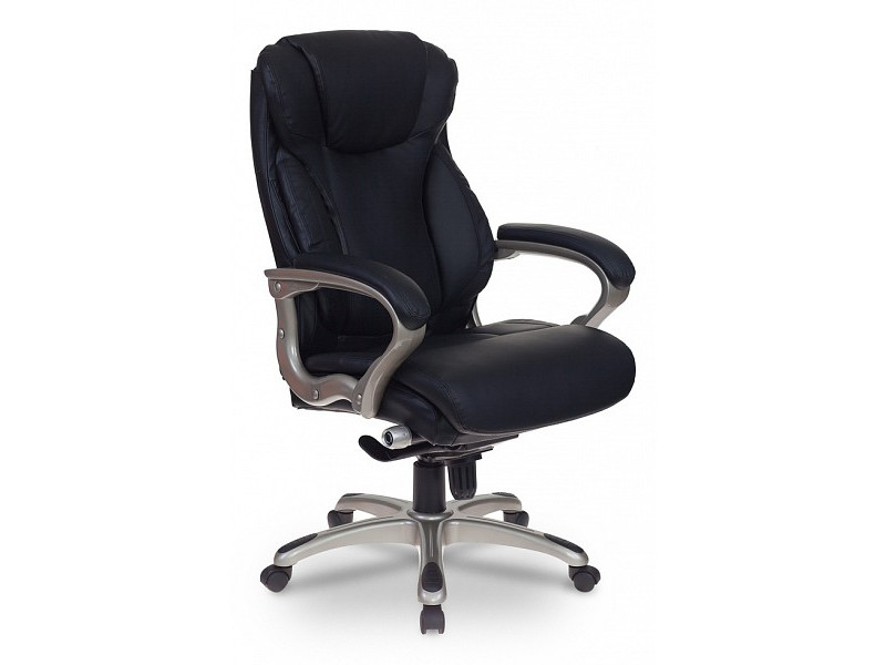 Кресло руководителя Бюрократ T-9916/BLACK черный