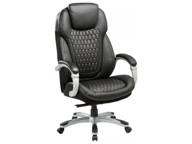 Кресло руководителя Бюрократ T-9917/BLACK черный