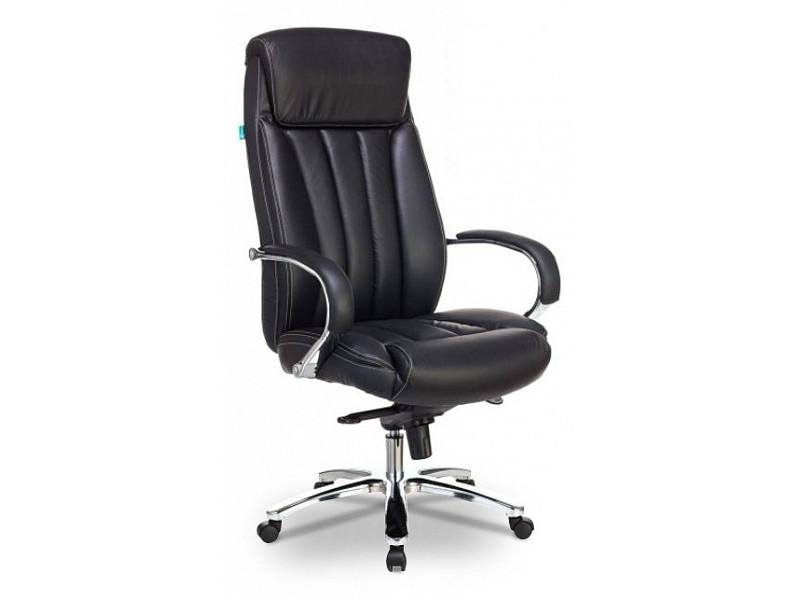 Кресло руководителя Бюрократ T-9922SL/BLACK черный