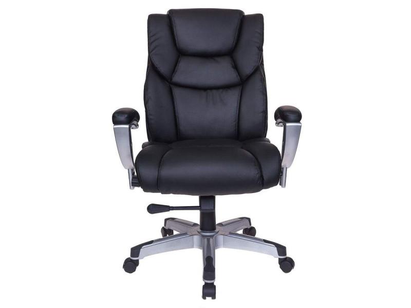 Кресло руководителя Бюрократ T-9999/BLACK черный