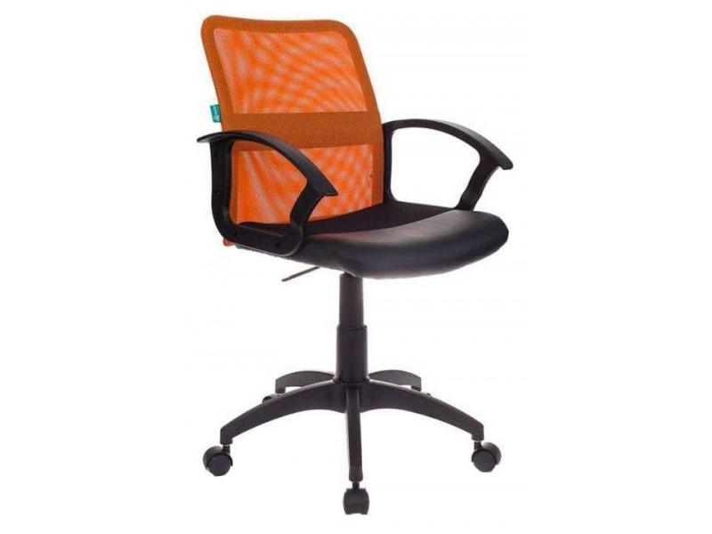 Офисное кресло Бюрократ CH-590/OR/BLACK черный