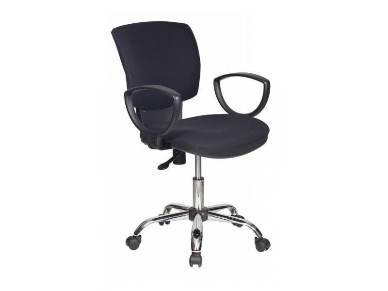 Офисное кресло Бюрократ CH-626AXSL/10-11 черный